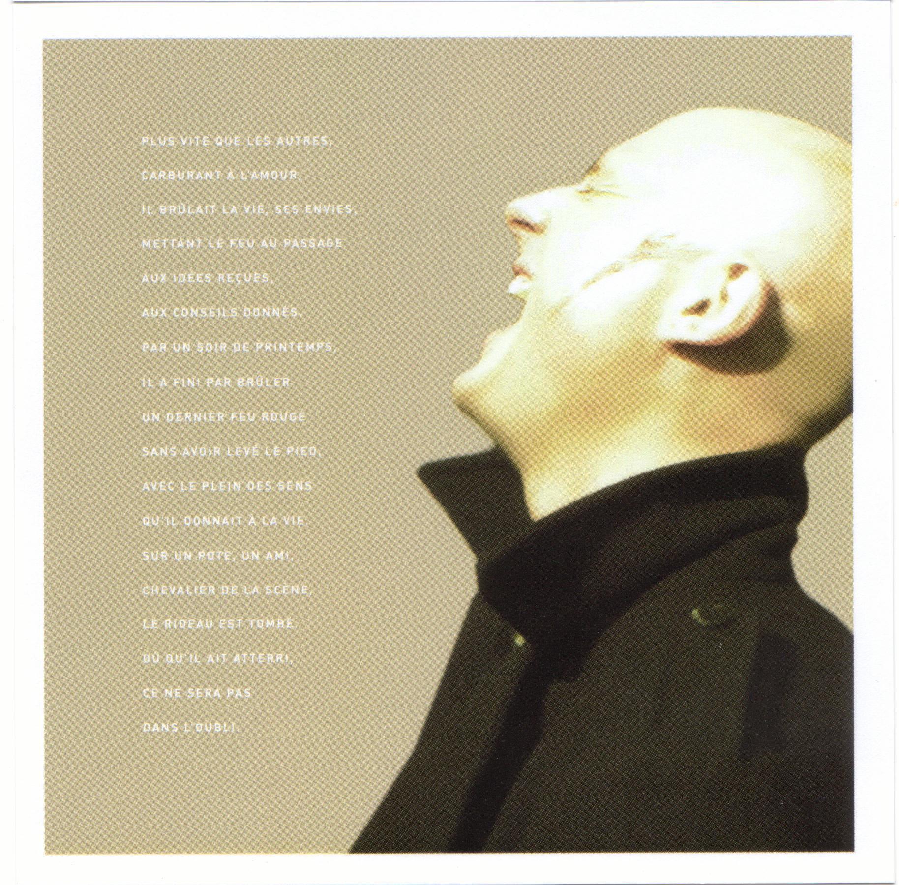 Jeff Bodart - La Vie D' Artiste